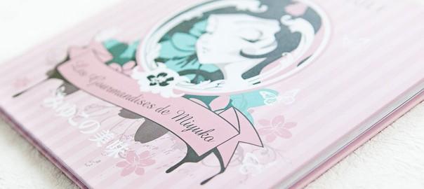 """Les Gourmandises de Miyuko"" - das Buch"