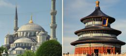 Von Istanbul bis Peking