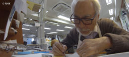 Never Ending Man: Hayao Miyazaki